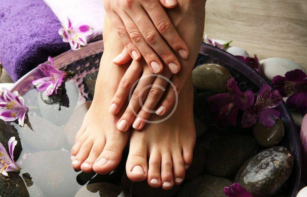 Paraffin Feet